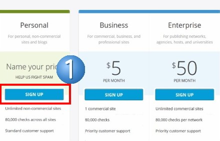 WordPressでスパム対策をするAkismetプラグインの設定5